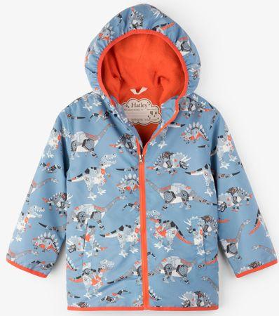Hatley fantovska vodoodporna jakna, 116, modra