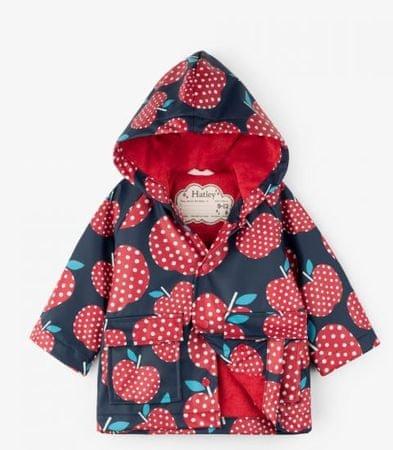 Hatley dekliški nepremočljiv plašč, 74 - 80, modro rdeč