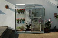 VITAVIA skleník VITAVIA IDA 1300 PC 6 mm strieborný