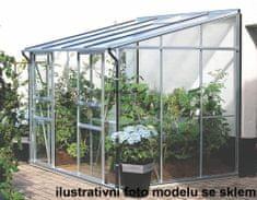VITAVIA skleník VITAVIA IDA 5200 PC 4 mm  strieborný