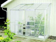 VITAVIA skleník VITAVIA IDA 3300 PC 6 mm strieborný