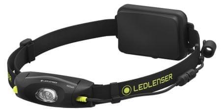 LEDLENSER latarka NEO 6R, czarna