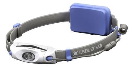 LEDLENSER naglavna svjetiljka NEO 6R, plava