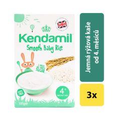 Kendamil 3x Dětská rýžová kaše - 100g