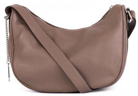 Anna Morellini barna keresztpántos táska