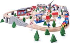 Woody Vonatpálya - Ipari terület