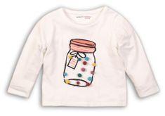 Minoti dívčí tričko Gang