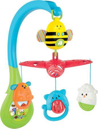 Buddy Toys BBT 5020 Forgó körhinta Bee