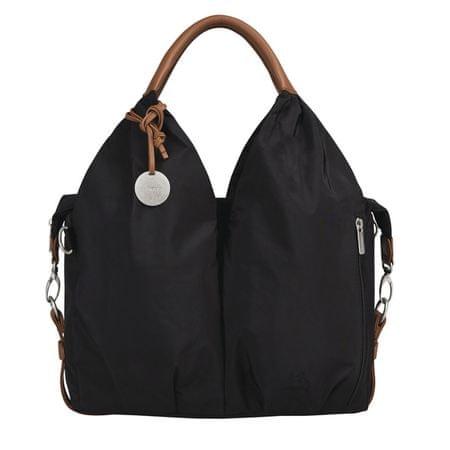 Lässig potovalna materinska torba Glam Signature Bag black, črna