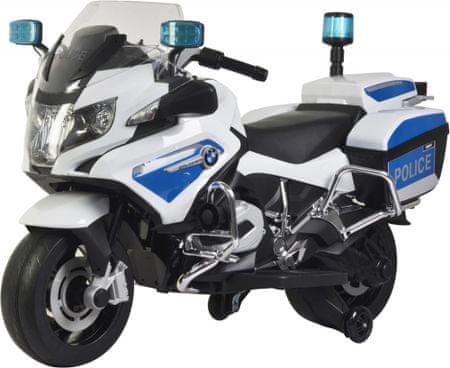 Buddy Toys BEC 6020 El. moto BMW R1200 - zánovní