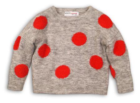 Minoti lány pulóver Gang 86 szürke