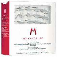 Bioderma Ampulky pre regeneráciu kožného tkaniva pre poškodenú pokožku Matricium 30 x 1 ml