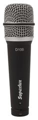 Superlux D10B Dynamický nástrojový mikrofon