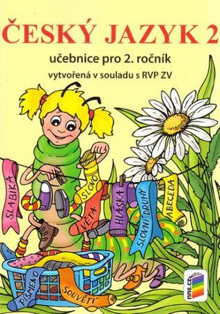 Český jazyk 2 pro 2. ročník ZŠ - Učebnice (nová duhová řada)