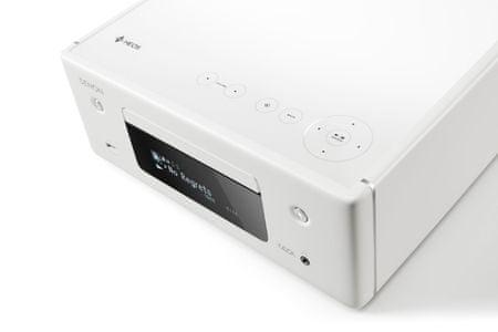Denon RCD-N10 CD receiver glasbeni sistem, bel