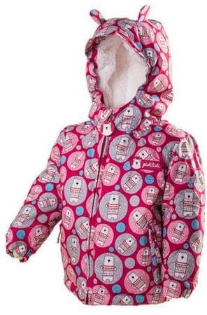 PIDILIDI kurtka zimowa dziecięca 98 różowy