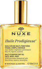 Nuxe večnamensko suho olje Huile Prodigieuse z razpršilcem, 100ml