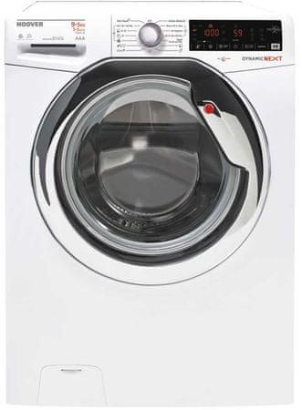 Hoover pralno-sušilni stroj WDXOA0464AHC2-S