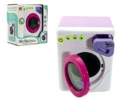 Teddies pralni stroj na baterije s svetilom