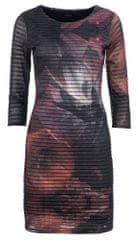 Desigual ženska obleka Rosa Glam