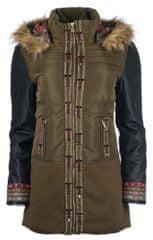 Desigual płaszcz damski Porto