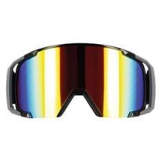 Motocyklové crossové okuliare S-line Scrub MX čierna-šedá-čierna