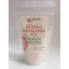 Lahodnosti Růžová himalájská sůl s irským mechem 200 g