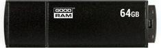 GoodRam USB ključ 3.0 UEG3, 64 GB, črn