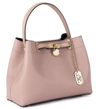 6ae0f4d23b9bf Anna Morellini světle růžová kabelka | MALL.SK