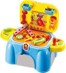 Buddy Toys warsztat dla dzieci 2 w 1 BGP 1031