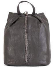 Anna Morellini dámský šedý batoh