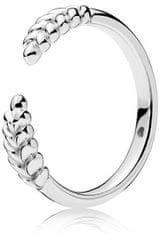 Pandora Srebrni prstan z ušesi koruze 197699 srebro 925/1000
