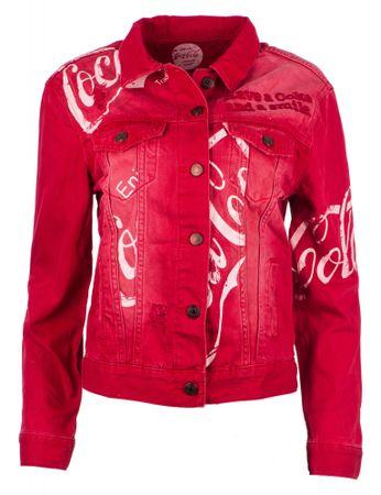 Desigual női kabát Coke 34 piros