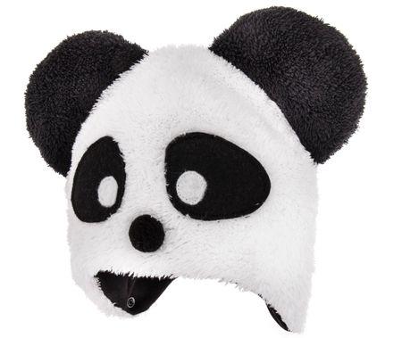 Bexa gyermek sapka Panda 41 fehér/fekete