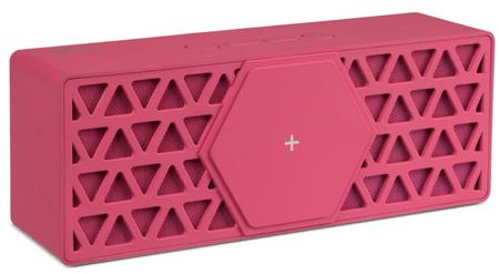 Tec+ Geo, rózsaszín