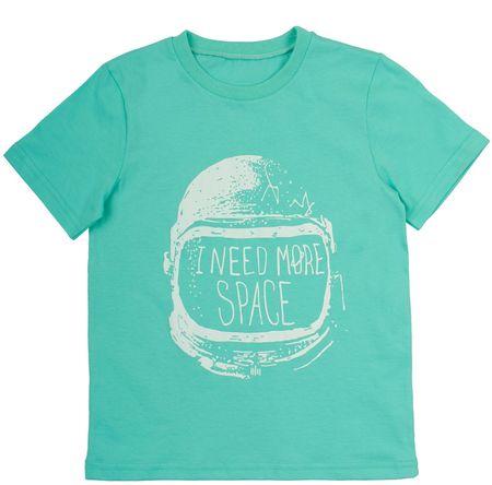 Garnamama chlapecké tričko 140 zelená