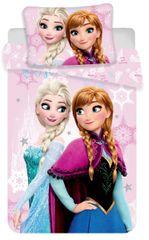 Jerry Fabrics Dziecięca pościel Frozen różowy