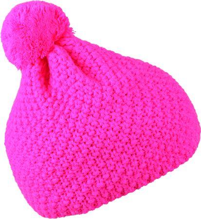 Sherpa kapa Ginger Neon Pink, roza