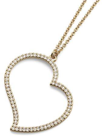 Oliver Weber Trendi ogrlica s srcem 11636G