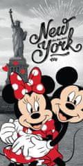Jerry Fabrics Osuška Micky Mouse in NY