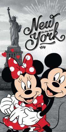 Jerry Fabrics Törölköző Micky Mouse in NY