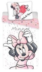"""Jerry Fabrics komplet pościeli Minnie """"White"""""""