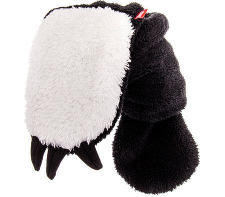 Bexa dječji šal Panda, S, bijelo/crni