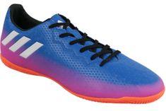 Adidas Messi 16.4 IN BA9027 46 2/3 Niebieskie