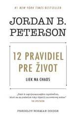Peterson Jordan B.: 12 pravidiel pre život