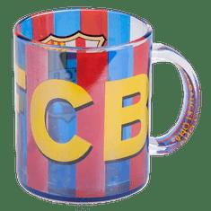 steklena skodelica FC Barcelona