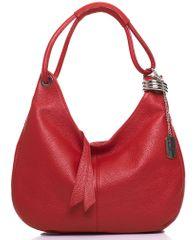 Anna Morellini červená kabelka