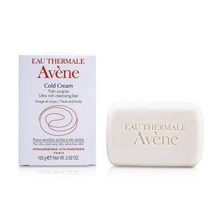 Avéne Hydratační mýdlo pro suchou až velmi suchou pokožku Cold Cream (Ultra Rich Soap) 100 g
