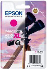 Epson 502XL, purpurová (C13T02W34010)