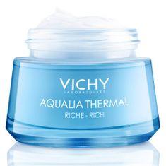 Vichy Vyživujúci hydratačný krém pre suchú až veľmi suchú pleť Aqualia Thermal (Riche Cream) 50 ml